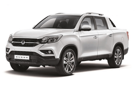 SsangYong Rexton Sports 2018 model