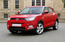 SsangYong Tivoli 2015 model
