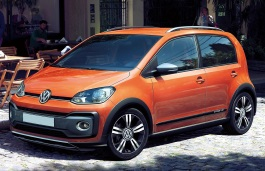 Volkswagen Cross Up! 2013 model