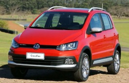 Volkswagen CrossFox 2005 model