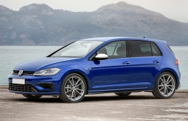 Volkswagen Golf R 2014 model