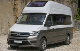 Volkswagen Grand California 2018 model