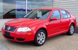 Volkswagen Jetta City 2007 model