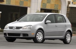 Volkswagen Rabbit 2006 model