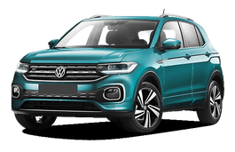 Volkswagen T-Cross 2019 model