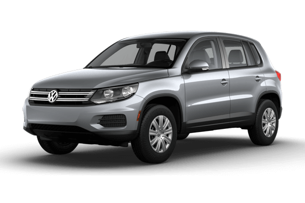 Volkswagen Tiguan Limited 2017 model