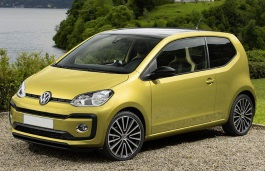 Volkswagen Up! 2011 model