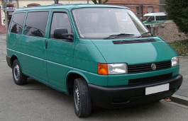 Volkswagen Vanagon 1979 model