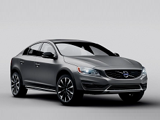 Volvo S60 Cross Country 2015 model